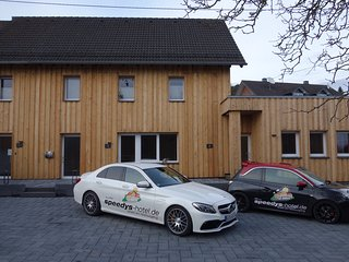 Speedys Gastehaus mit high-speed-Internet