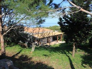 Villa Giulia con giardino. Indipendente, WiFi, Posto auto, aria condizionata.
