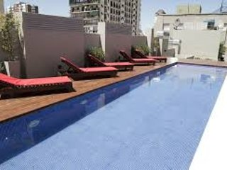 APART CON  AMENITIES: gym pileta SUM laundry, holiday rental in Buenos Aires