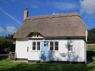 THATC Cottage situated in Godshill (10mls NE)