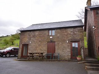 MAWRD Barn situated in Crickhowell (5mls NW)