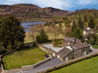 LCC67 Cottage situated in Coniston