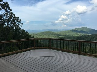 Beautiful mountain view and location!  Located between Dahlonega and Helen GA.