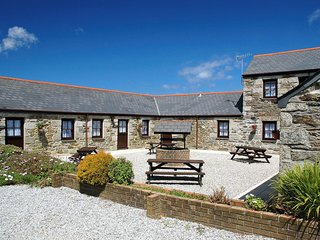KCORC Barn situated in Portreath (4mls SW)