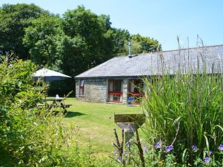 DAVLA Barn situated in Boscastle (4.5mls E)