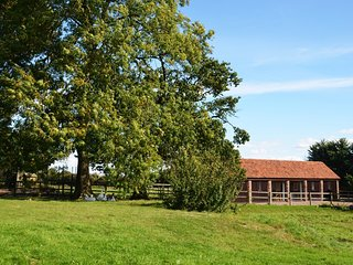 CPARK Barn situated in Chepstow (2.5mls N)