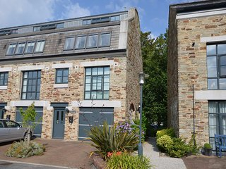 BRUNQ House situated in Lostwithiel
