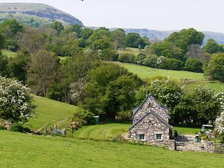 42967 Cottage situated in Crickhowell (1.5mls S)