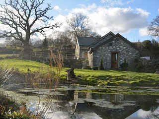 42573 Barn situated in Conwy (3mls S)