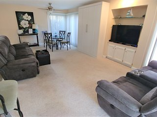 Newly Furnished, Clean Pet Free Condo in St Andrews Common, Palmetto Dunes HHI
