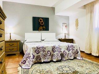 Casa Isabella en una zona tranquila de Macher, Lanzarote