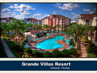 WOW! Great 2BDR Villa in Top Orlando Resort; Near Attractions; From $169