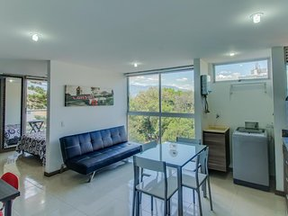 Modern apartment with city views and free WiFi. in convenient location!
