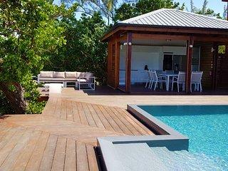Villas de luxe à louer sur île privée