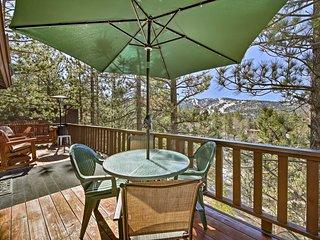 NEW! 2BR Cabin w/ Views -  Near Big Bear Lake!