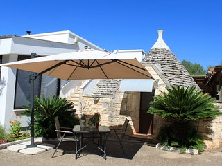 Villa Margherita - Wonderful Quiet Villa With Trullo