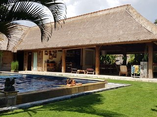 BEAUTIFUL 3 BEDROOM VILLA BO SATU  AT 150M FROM THE BEACH