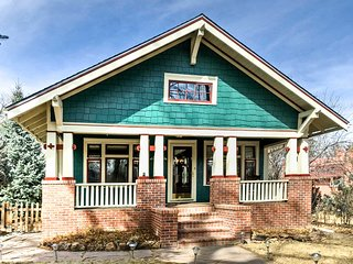 NEW! Cozy Home 2 Mi From Downtown Colorado Springs