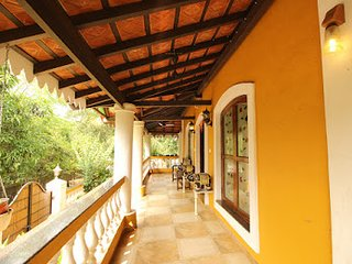 The Bougainvilla Stay, Goa