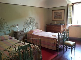 Arlecchino Twin room