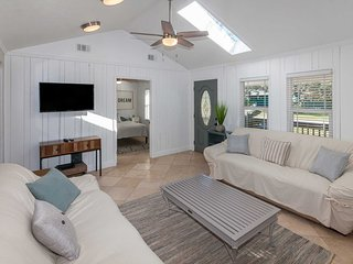 NEW! Charming St. Augustine Home - Walk to Beach!