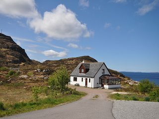 RC619 House situated in Ullapool (3mls SW)
