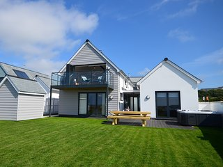 GOLFV House situated in Westward Ho!