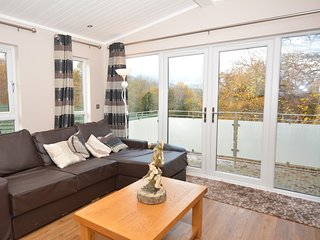 47894 Log Cabin situated in Coniston Water
