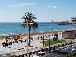 Una estancia con vistas únicas sobre el mar Mediterraneo
