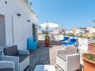 Paradiso Penthouse: Luxury Apartment Monopoli Puglia