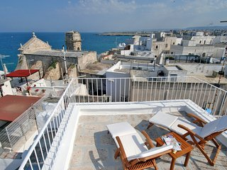 Terrazza Mediterranea: Holiday Home through the Alleys of Monopoli