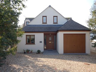 BUDEG House situated in Bude