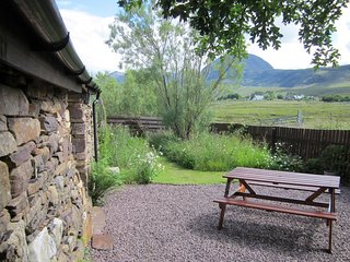 57993 Cottage situated in Dundonnell (6mls NW)