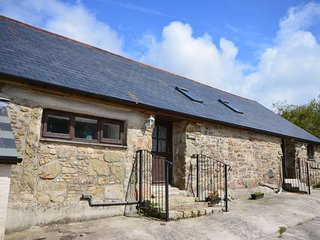 MELOB Barn situated in Helston (4mls N)