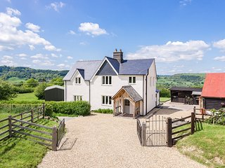 51651 House situated in Llanidloes (5.5mls NE)