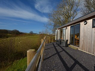 50284 Log Cabin situated in Conwy (3mls S)