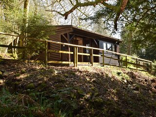 49490 Log Cabin situated in Skelwith Bridge
