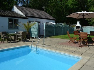 POSN8 Bungalow situated in Wroxham (3.5mls SW)