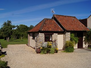 51338 Barn situated in Wedmore (1.5mls NW)