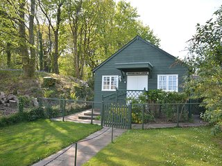 46409 Log Cabin situated in Dartmoor National Park