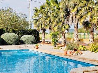 Las Palmeras Ibiza Villa