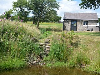 51898 Barn situated in Knighton (8.5mls NW)