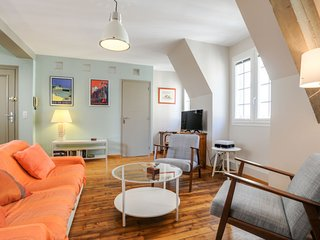 2 bedroom Apartment in Saint-Malo, Brittany, France - 5586480