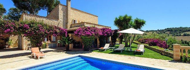 4 bedroom Villa in Son Macia, Balearic Islands, Spain : ref 5311742
