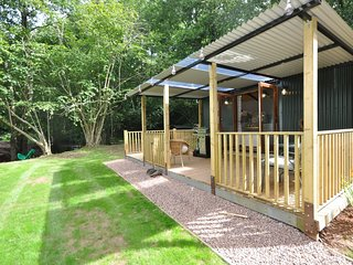 53246 Log Cabin situated in Abergavenny (3.5mls SE)