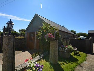 CONGS Barn situated in Liskeard (8mls N)