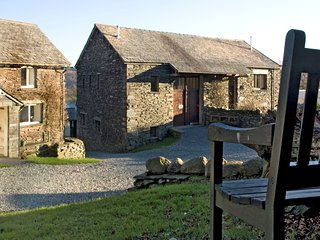 LCC22 Barn situated in Coniston
