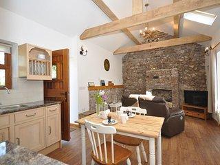 Open-plan lounge/ kitchen/diner