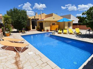 4 bedroom Villa in l'Hospitalet de l'Infant, Catalonia, Spain : ref 5586033