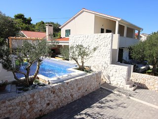 VILLA DEMER WITH POOL NEAR SPLIT AND TROGIR